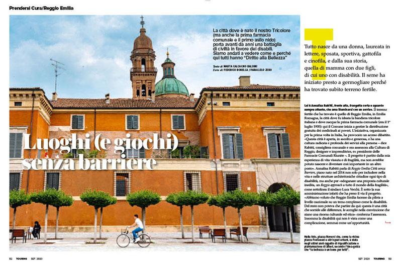 Reggio Emilia | Luoghi (e giochi) senza barriere 1