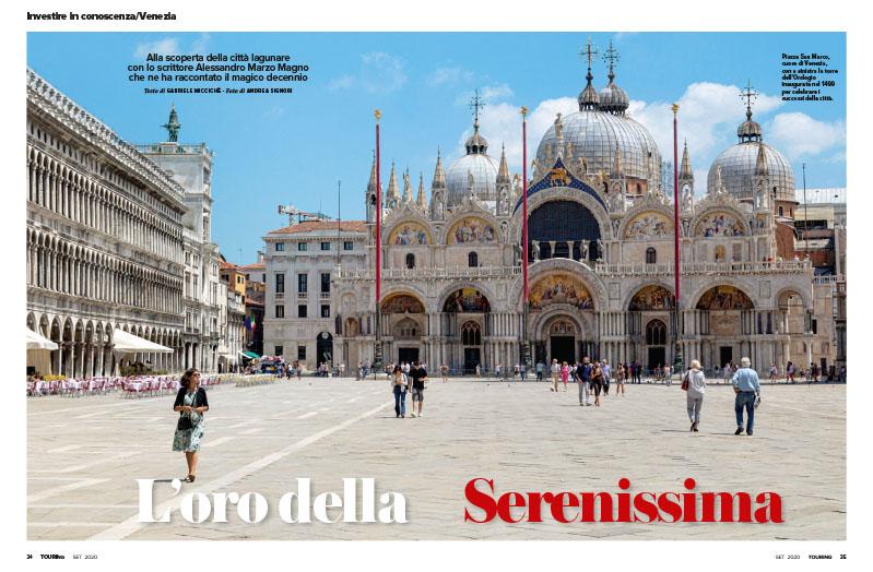 Venezia. L'oro della Serenissima 1