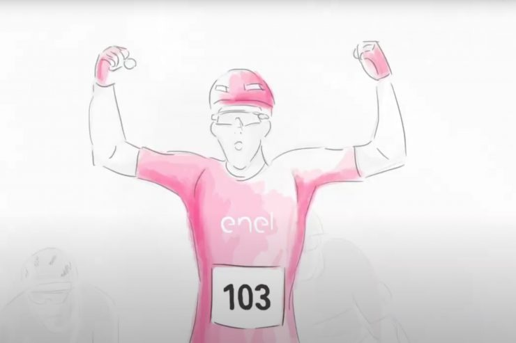 Giro 103, a Different Type of Energy 4