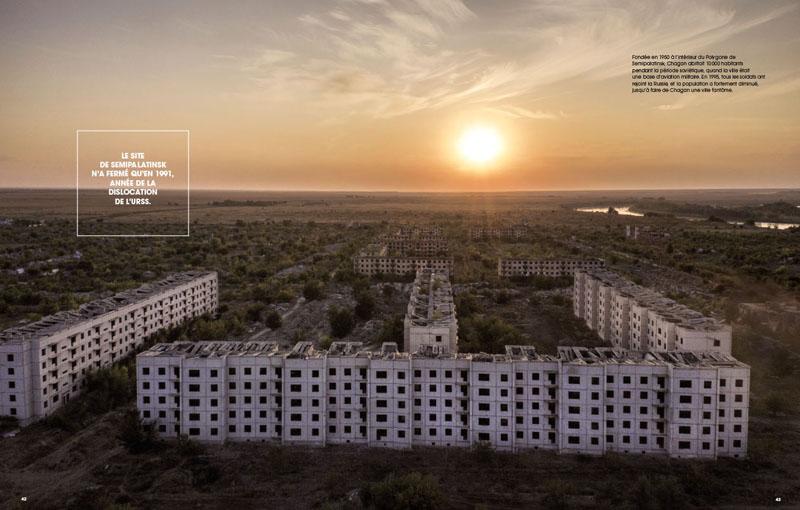 Kazakhstan  Semipalatinsk. La mort en héritage 3
