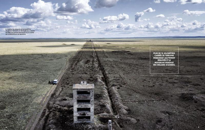 Kazakhstan |Semipalatinsk. La mort en héritage 5