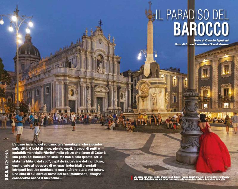 Catania | Il paradiso del Barocco 1