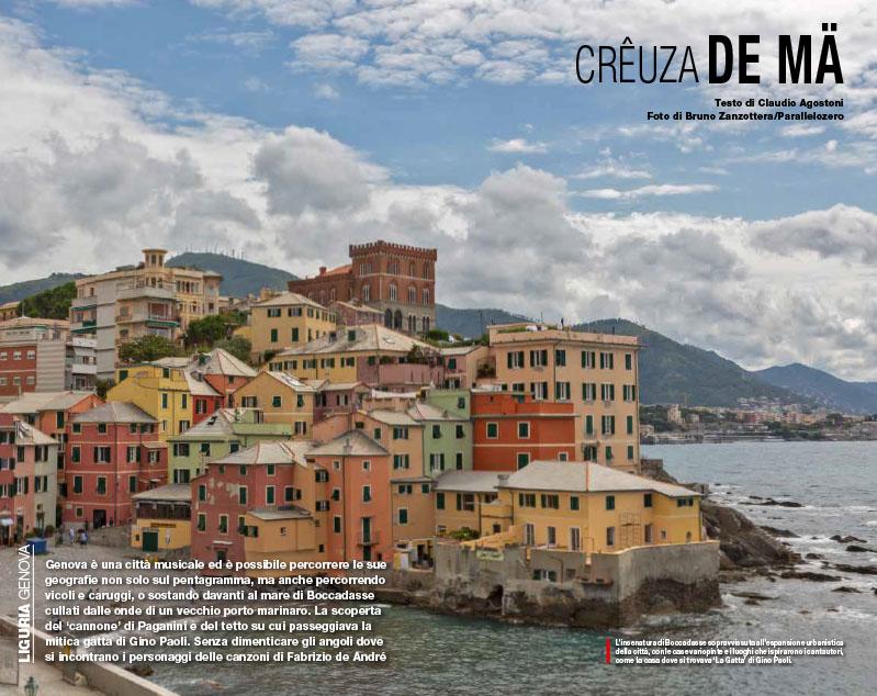 Genova | Crêuza de Mä 1