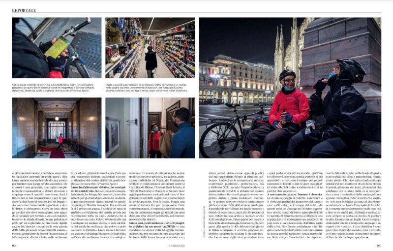 Laura Morelli | Milano a ruota libera 3