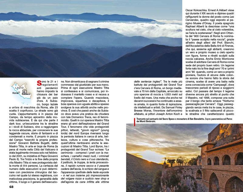 Le Alpi di Roma | Paesi scolpiti nella roccia 2