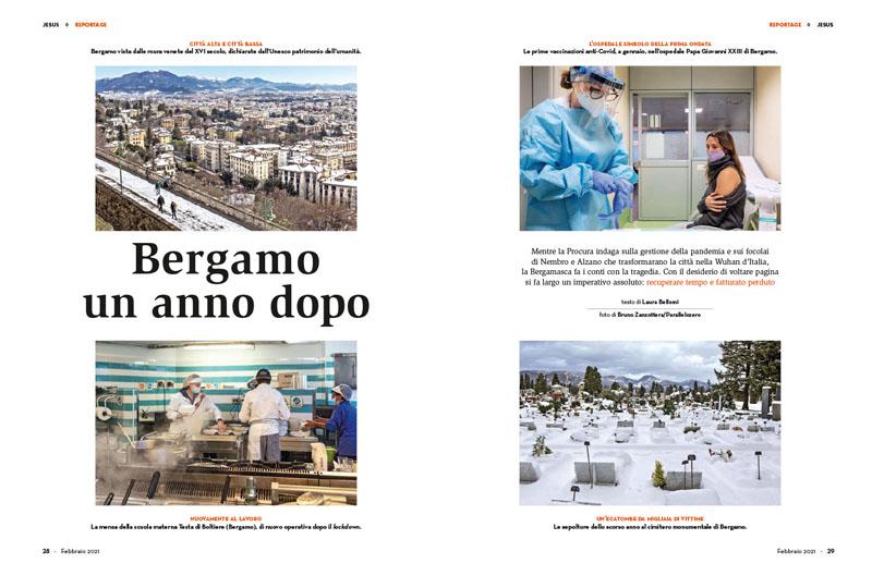 Bergamo | Un anno dopo 2