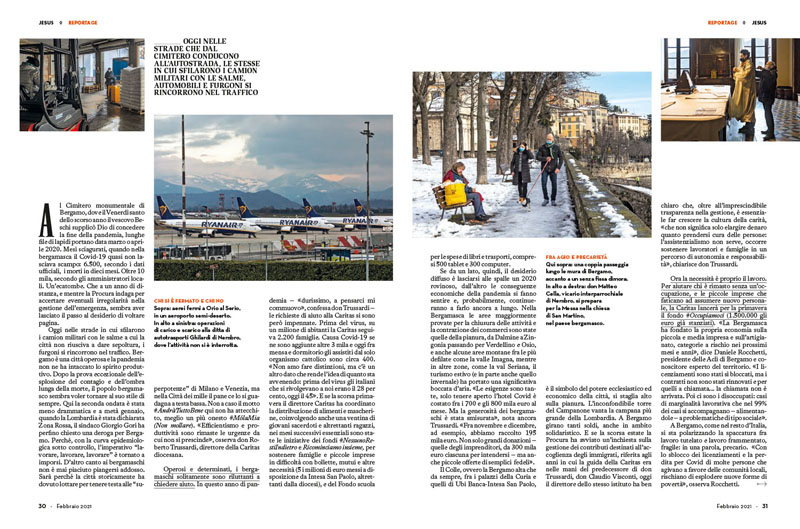 Bergamo | Un anno dopo 3