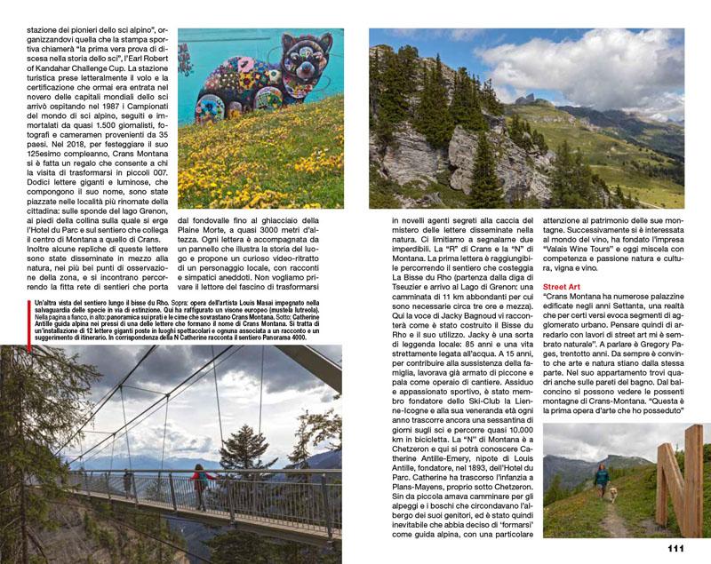 Svizzera Vallese | Montagne con vista 3