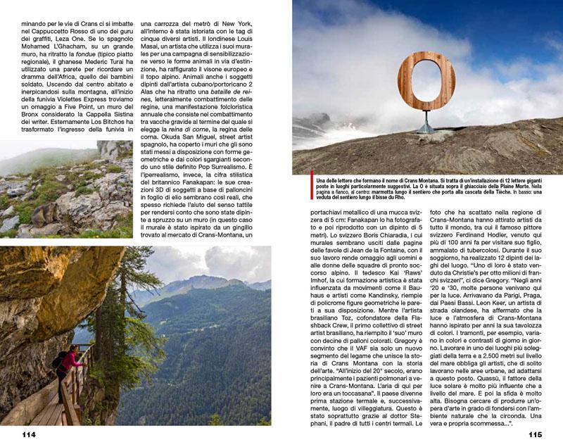 Svizzera Vallese | Montagne con vista 5