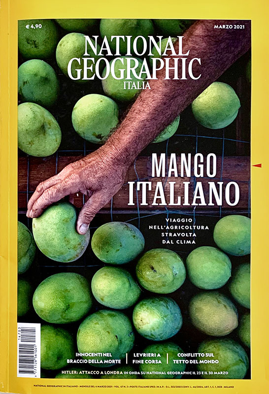 Cambio campo | Viaggio nell'agricoltura italiana stravolta dal clima 1