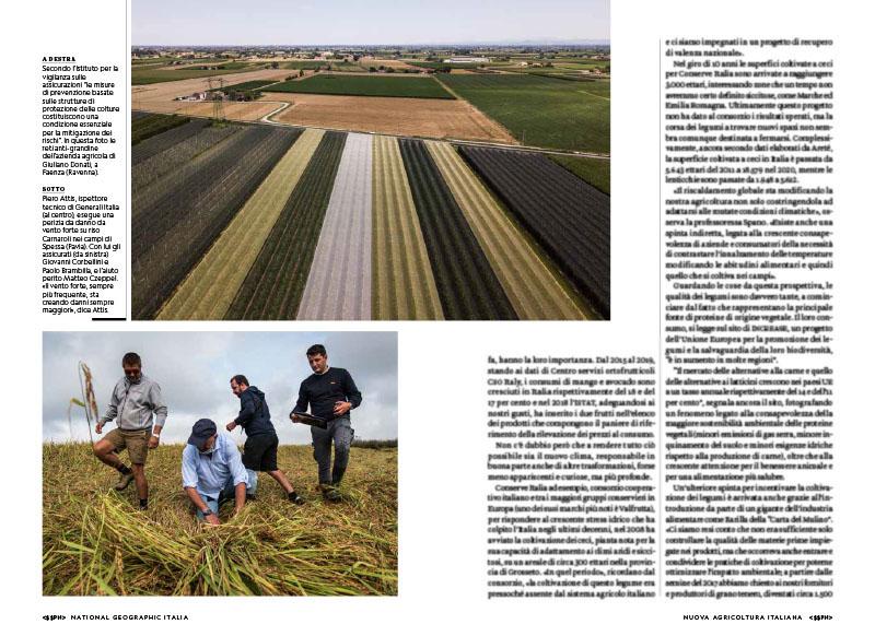 Cambio campo | Viaggio nell'agricoltura italiana stravolta dal clima 9