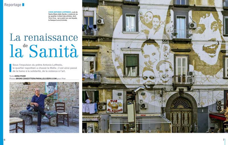 Naples   La renaissance de la Sanità 1