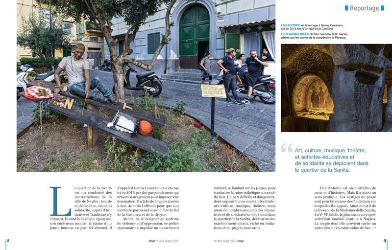 Naples   La renaissance de la Sanità 2