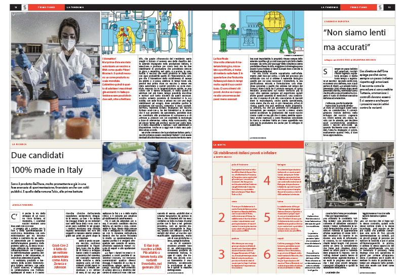 Salute | Ci sarà il vaccino italiano? 2