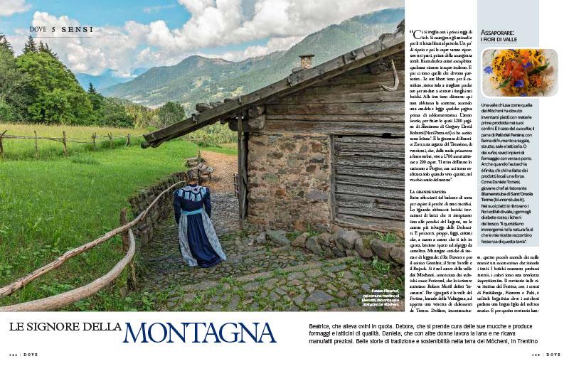 Valle dei Mòcheni | Le signore della montagna 1
