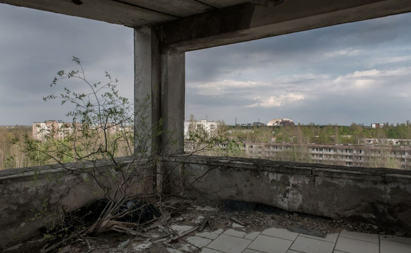 Life goes on at Chernobyl 35 years after the world's worst nuclear accident 4