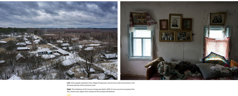 Life goes on at Chernobyl 35 years after the world's worst nuclear accident 11