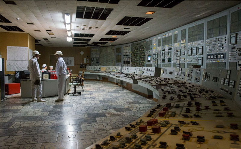 Life goes on at Chernobyl 35 years after the world's worst nuclear accident 14