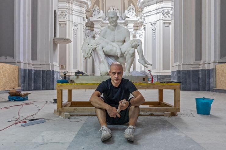 Naples, the Priest of Rione Sanità 3