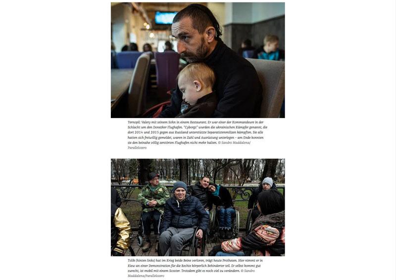 Veteranen in der Ukraine | Die Versehrten 2