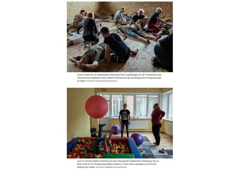 Veteranen in der Ukraine | Die Versehrten 5