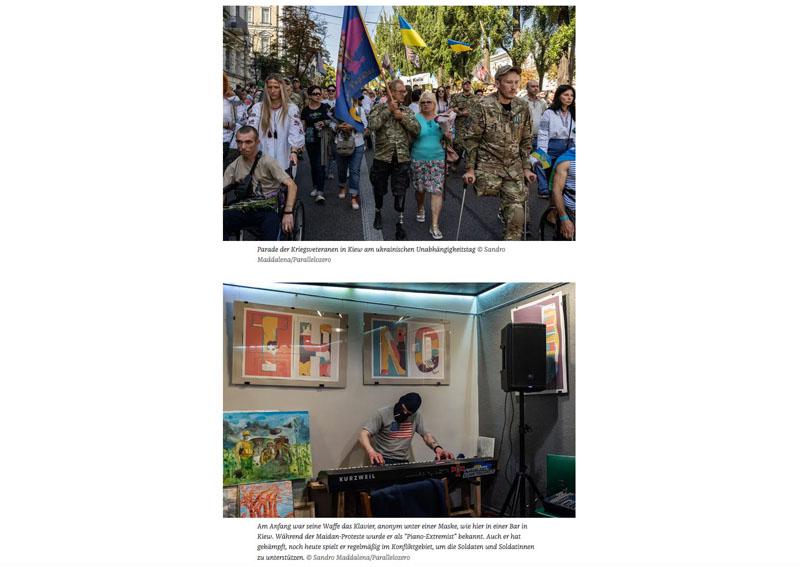 Veteranen in der Ukraine | Die Versehrten 7