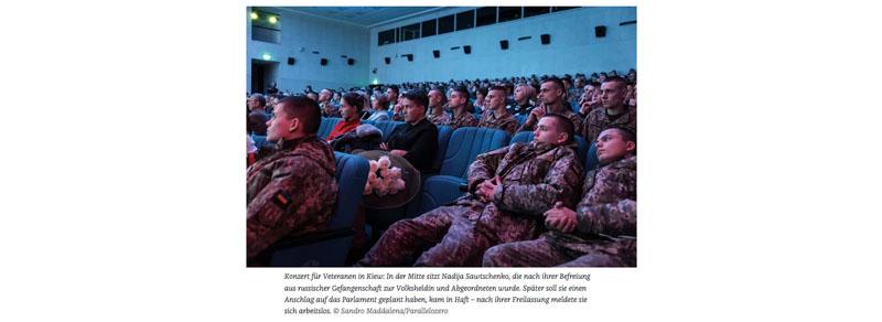 Veteranen in der Ukraine | Die Versehrten 8