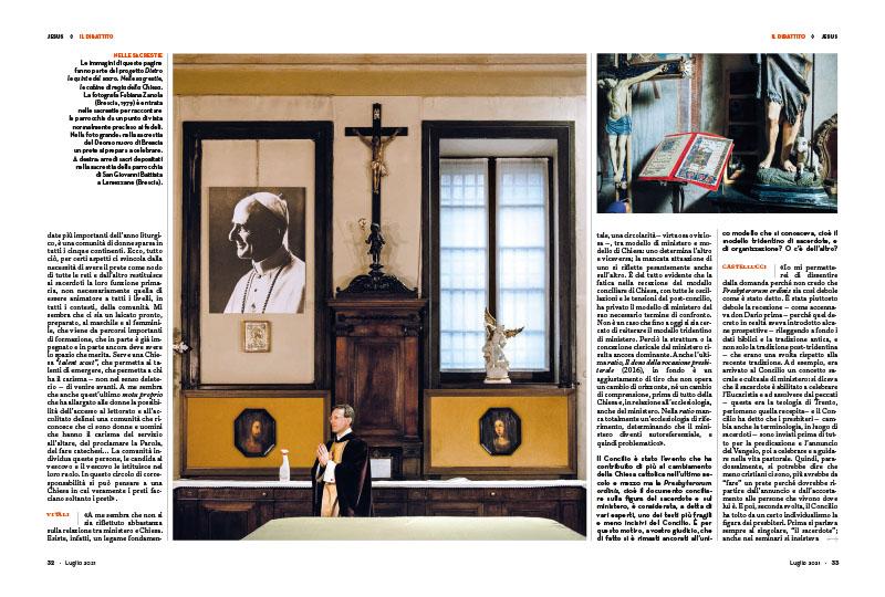 Il dibattito | Verso una Chiesa senza preti? 2