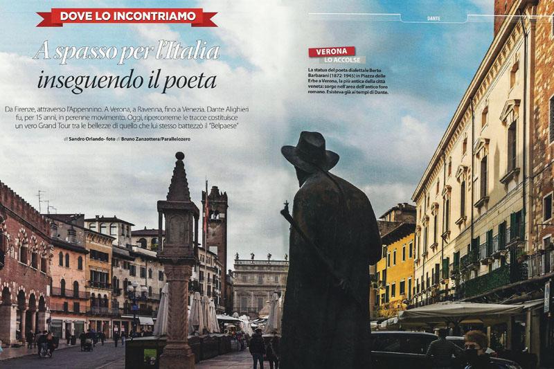 Speciale DANTE | A spasso per l'Italia inseguendo il poeta 1