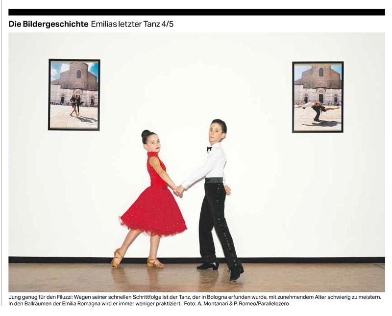 Die Bildergeschichte | Emilias letzter Tanz 4