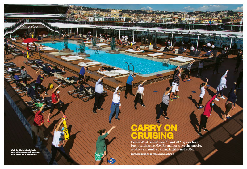 MSC Grandiosa | Carry on cruising 1
