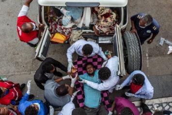 Civil war in Ethiopia