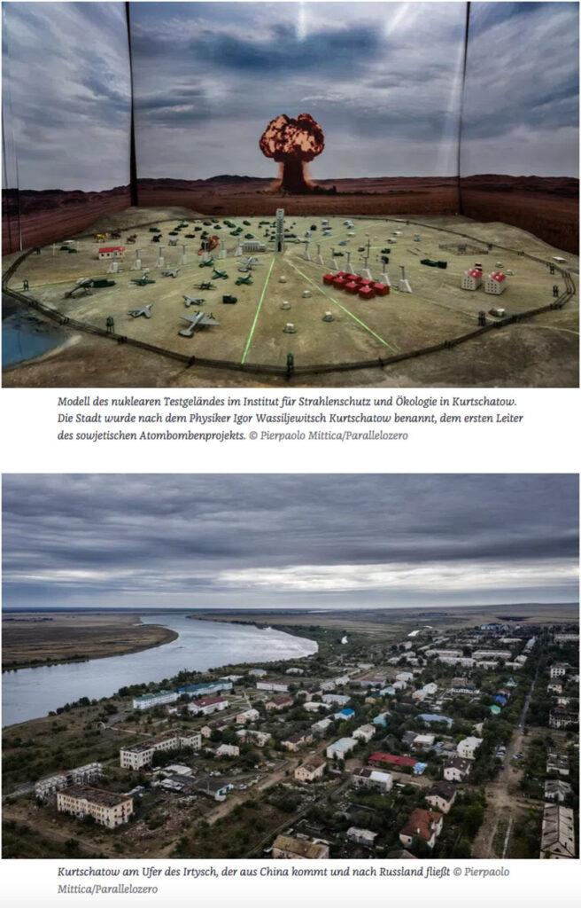 Semipalatinsk | Wo der Kalte Krieg noch immer Opfer fordert 2