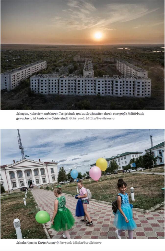 Semipalatinsk | Wo der Kalte Krieg noch immer Opfer fordert 3