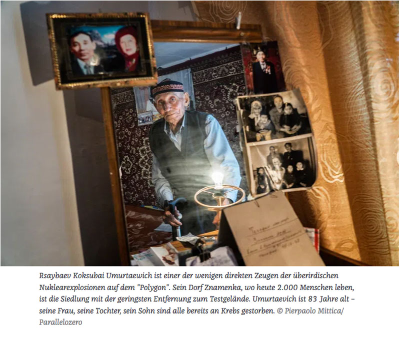 Semipalatinsk | Wo der Kalte Krieg noch immer Opfer fordert 4