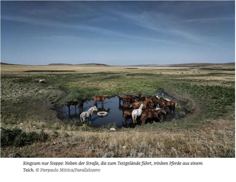 Semipalatinsk | Wo der Kalte Krieg noch immer Opfer fordert 5