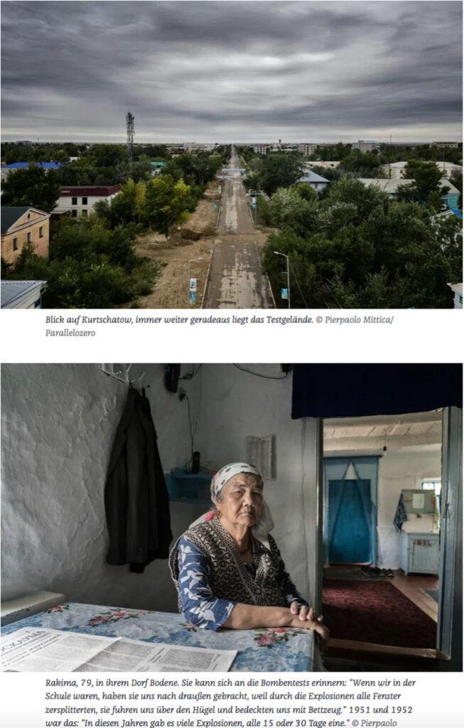 Semipalatinsk | Wo der Kalte Krieg noch immer Opfer fordert 6