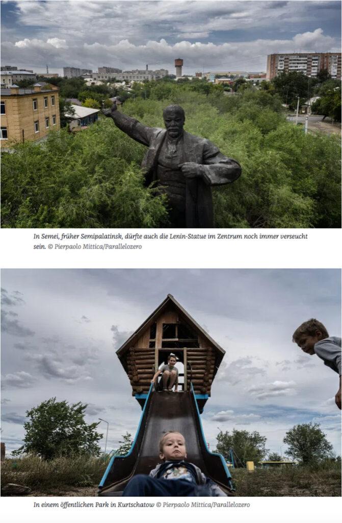 Semipalatinsk | Wo der Kalte Krieg noch immer Opfer fordert 8