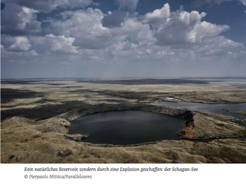 Semipalatinsk | Wo der Kalte Krieg noch immer Opfer fordert 9
