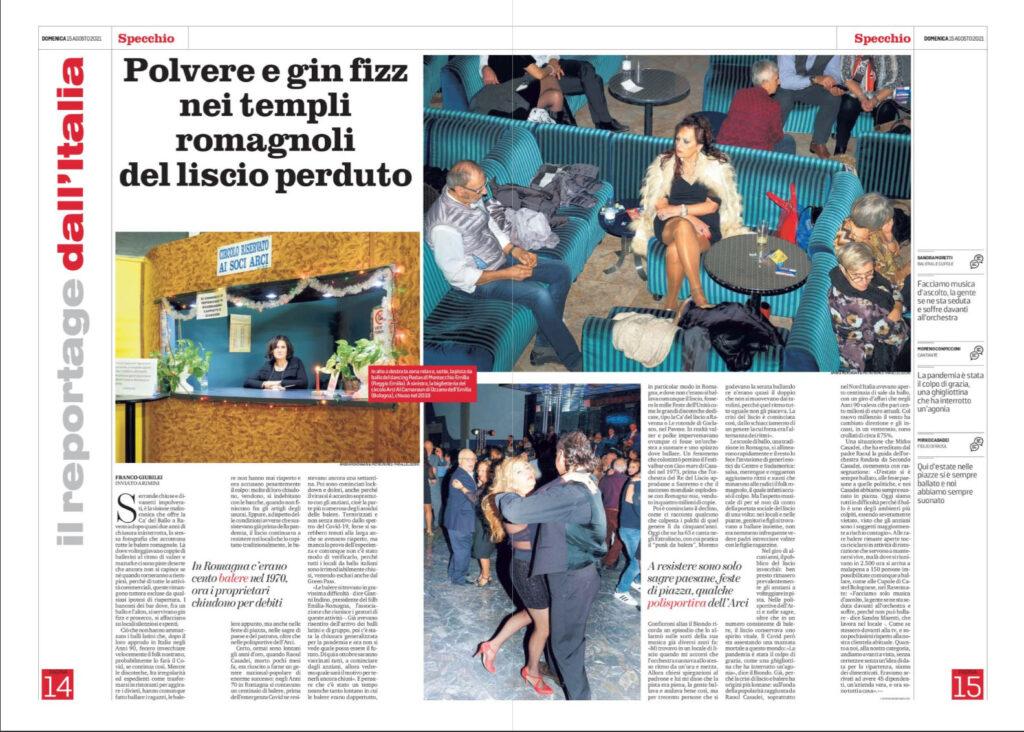 Italia | Polvere e gin fizz nei templi romagnoli del liscio perduto 1