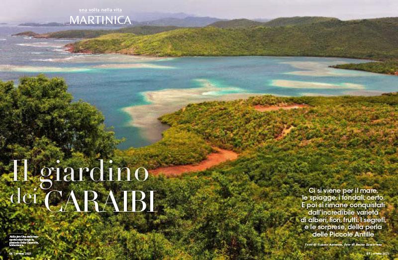Martinica | Il giardino dei Caraibi 1
